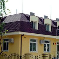 Покрив с битумни керемиди 319