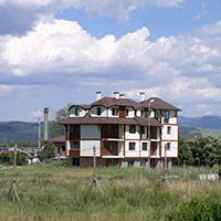 Покрив с битумни керемиди 318
