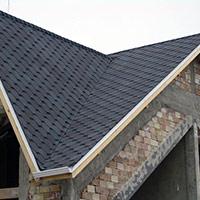 Покрив с битумни керемиди 316