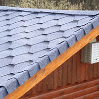 Покрив с битумни керемиди 310