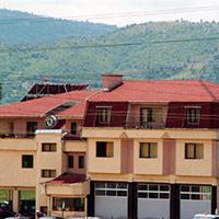 Покрив с битумни керемиди 306