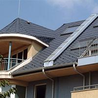 Покрив с битумни керемиди 303
