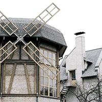Покрив с битумни керемиди 302