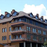 Покрив с битумни керемиди 299