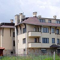 Покрив с битумни керемиди 288