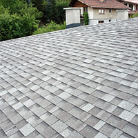 Покрив с битумни керемиди 283