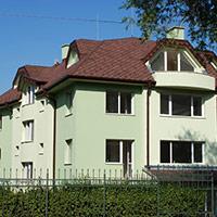 Покрив с битумни керемиди 282
