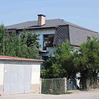 Покрив с битумни керемиди 278