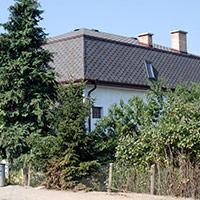 Покрив с битумни керемиди 277