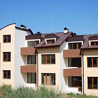 Покрив с битумни керемиди 270