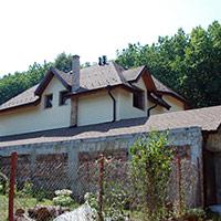 Покрив с битумни керемиди 267