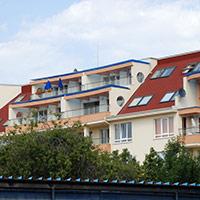 Покрив с битумни керемиди 254
