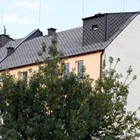 Покрив с битумни керемиди 253