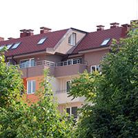 Покрив с битумни керемиди 248