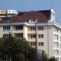 Покрив с битумни керемиди 245