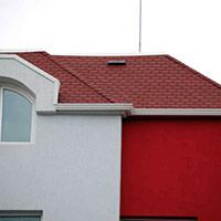 Покрив с битумни керемиди 243