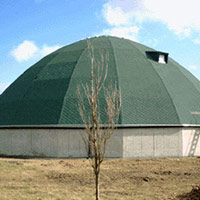 Покрив с битумни керемиди 241