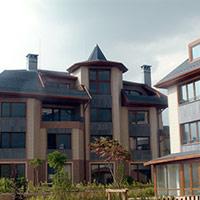 Покрив с битумни керемиди 236