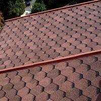 Покрив с битумни керемиди 231