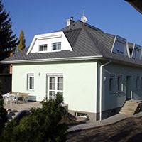 Покрив с битумни керемиди 229