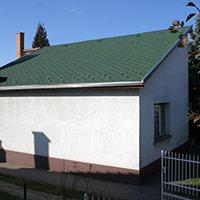 Покрив с битумни керемиди 225