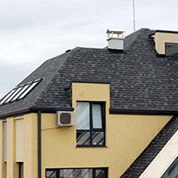 Покрив с битумни керемиди 224