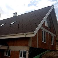 Покрив с битумни керемиди 219