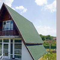 Покрив с битумни керемиди 217