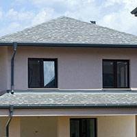 Покрив с битумни керемиди 215