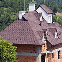 Покрив с битумни керемиди 211