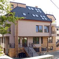 Покрив с битумни керемиди 208