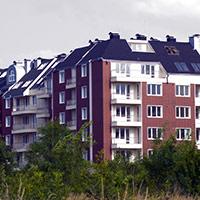 Покрив с битумни керемиди 206