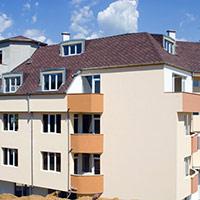 Покрив с битумни керемиди 199