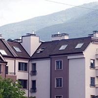 Покрив с битумни керемиди 192