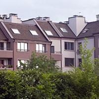 Покрив с битумни керемиди 190