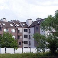 Покрив с битумни керемиди 188