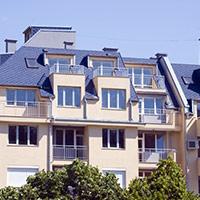 Покрив с битумни керемиди 187