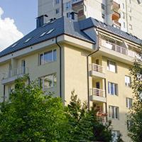 Покрив с битумни керемиди 181