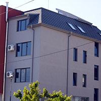Покрив с битумни керемиди 179