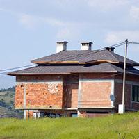 Покрив с битумни керемиди 174