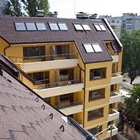 Покрив с битумни керемиди 169