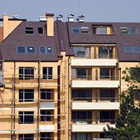 Покрив с битумни керемиди 168