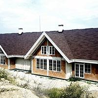 Покрив с битумни керемиди 163