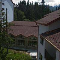 Покрив с битумни керемиди 159