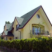 Покрив с битумни керемиди 154