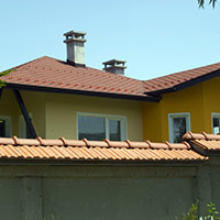 Покрив с битумни керемиди 139