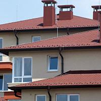 Покрив с битумни керемиди 130