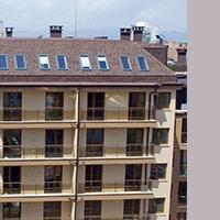 Покрив с битумни керемиди 125
