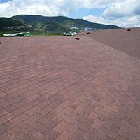 Покрив с битумни керемиди 123