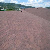 Покрив с битумни керемиди 119